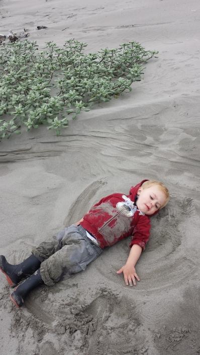 Sand Angels