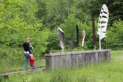 Willapa National Wildlife Refuge and Art walk